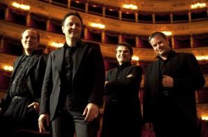quartetto archi scala