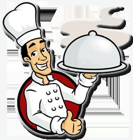 Chiama la cucina pinerolo ricette per for Cuisinier png