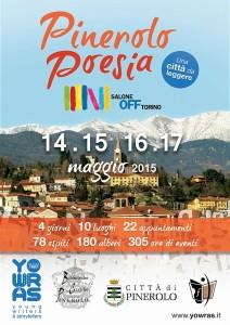 copertina libretto PineroloPoesia 2015