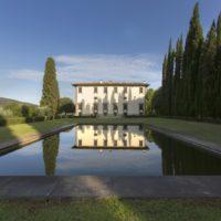 1 Villa I Collazzi, piscina - Firenze, 1939-41